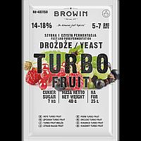 Винные дрожжи Турбо для фруктов и ягод 40 г, BIOWIN