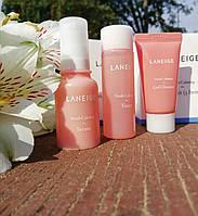 Набор для чувствительной кожи LANEIGE Fresh Calming Trial Kit (3 Items)