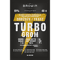 Turbo Yeast Grom 48 часов, 150 г