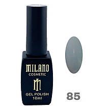 Гель-лак Milano 10 мл. №085⭐⭐⭐⭐⭐