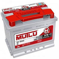 Аккумулятор автомобильный Mutlu Silver 50AH R+ 420A (L1.50.042.B)