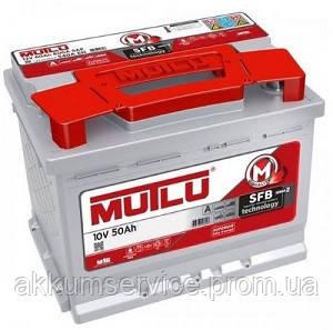 Акумулятор автомобільний Mutlu Silver 50AH L+ 420A (L1.50.042.A)