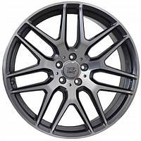 Литые диски WSP Italy Mercedes (W778) Eris R21 W10 PCD5x112 ET46 DIA66.6 (black polished)