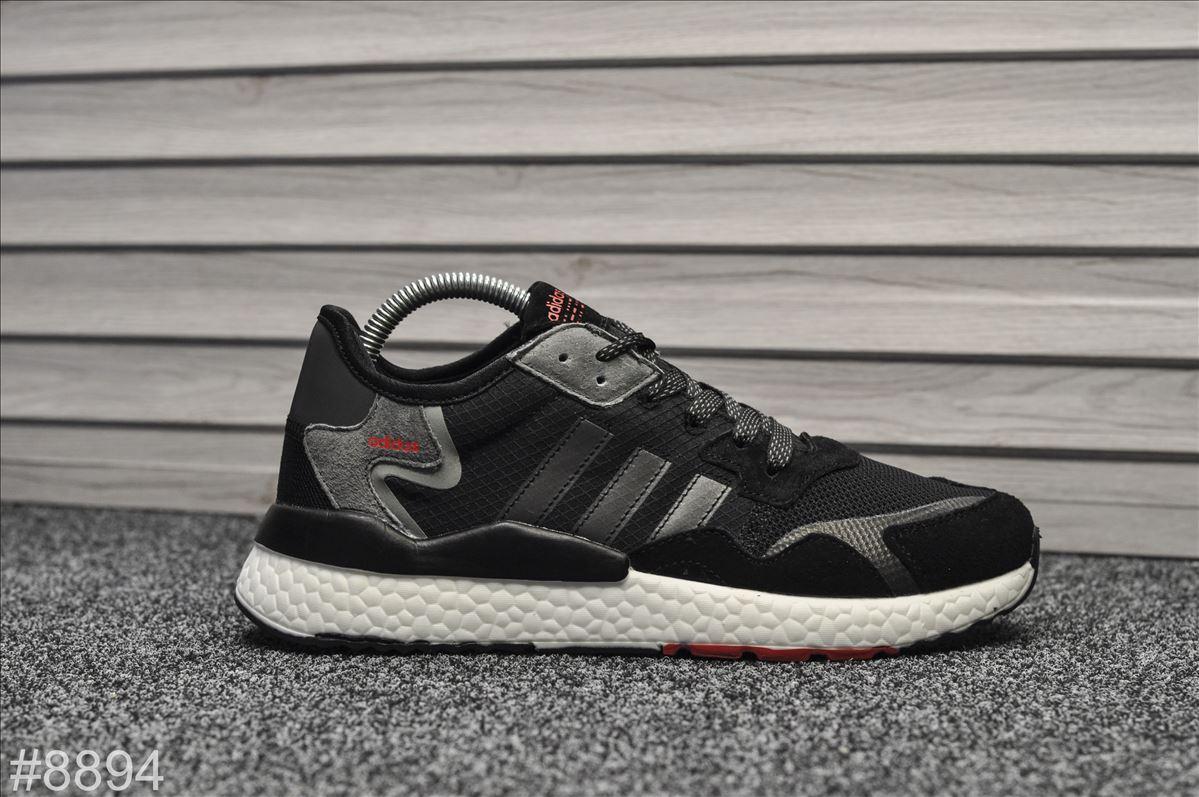 Кроссовки мужские Adidas Nite Jogger Navy.