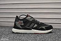Кроссовки мужские Adidas Nite Jogger Navy., фото 1
