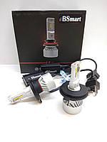 Автолампы LED диод G-XP9 H4 10000 Лм 90Вт 5500К 12В 24В Canbus, фото 1