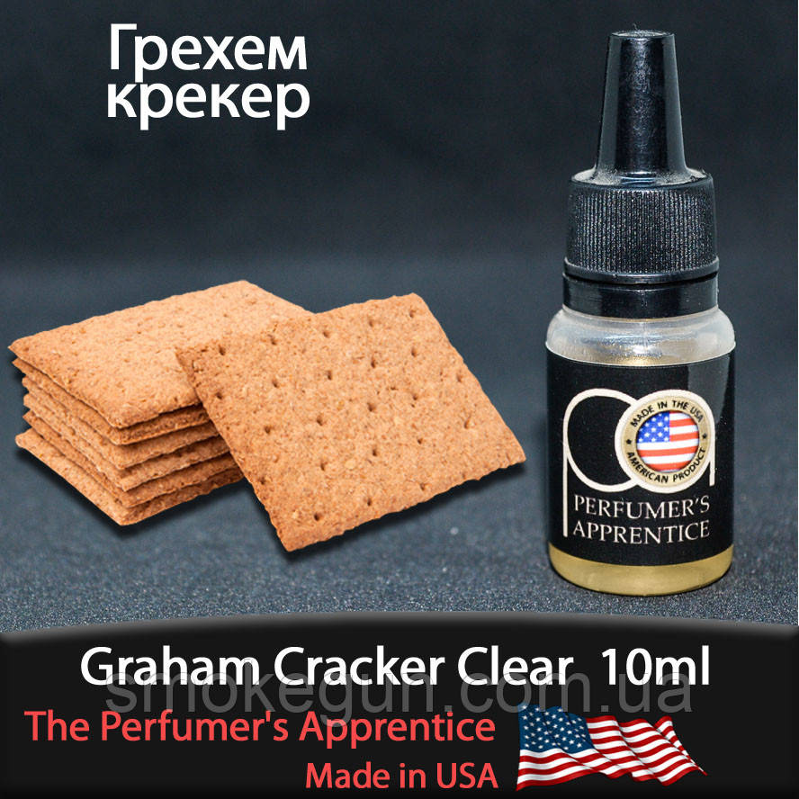 Ароматизатор TPA (TFA) Graham Cracker Clear (Грехем Крекер) 10мл