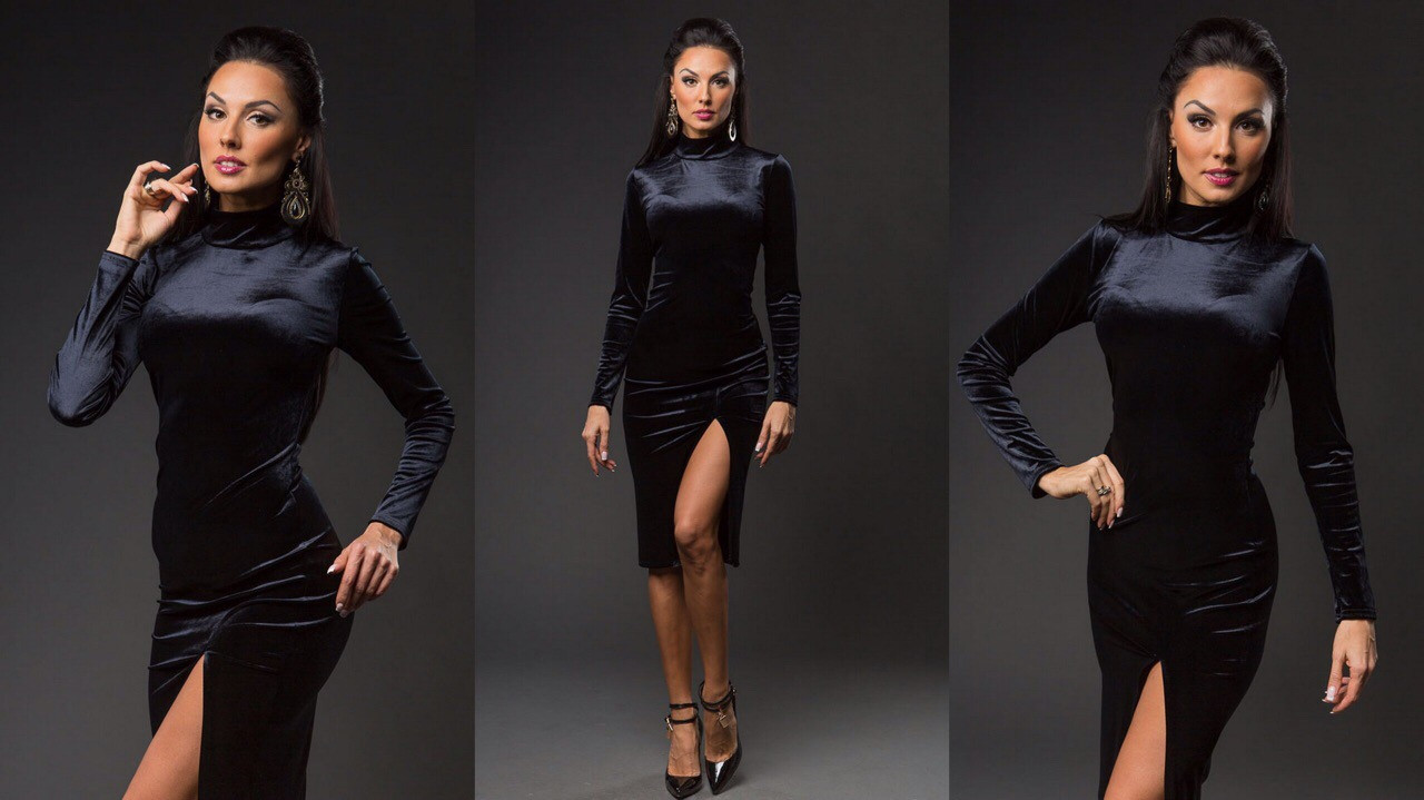 Платье женское 1049си