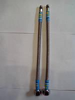 Трубки для смесителей Gross из гофрированной нержавейки 30 см