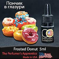 Ароматизатор TPA (TFA) Frosted Donut (Пончик в глазури) 5мл