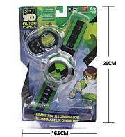 Проекционные часы Бен Тен Омнитрикс - Ben10 Omnitrix illuminator, Bandai