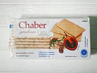 Хлебцы цельнозерновые Chaber graham 200гр (Польша), фото 1