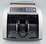 Счётчик банкнот FengJinTech FJ-2815 UV MG тёмно-серый (FG2815UVMG), фото 2