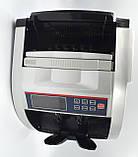 Счётчик банкнот FengJinTech FJ-2815 UV MG тёмно-серый (FG2815UVMG), фото 4