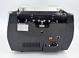 Счётчик банкнот FengJinTech FJ-2815 UV MG тёмно-серый (FG2815UVMG), фото 5