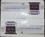 Счётчик банкнот FengJinTech FJ-2815 UV MG тёмно-серый (FG2815UVMG), фото 7