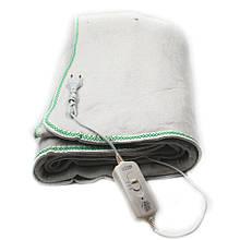 Электропростынь electric blanket 140*160 зігріваюча простирадло