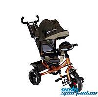 Детский трехколесный велосипед Crosser One колеса EVA. Распродажа! Оптом и в розницу!