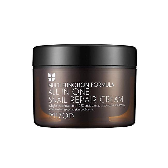 Mizon Восстанавливающий крем для лица All in One Snail Repair Cream 92% Snail Extract