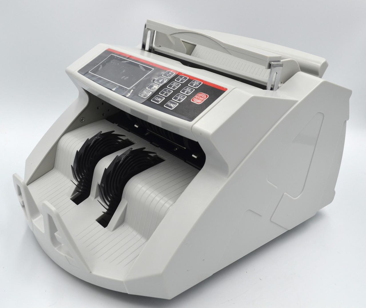 Счётчик банкнот FengJinTech FJ-2819 UV MG серый (FG2819UVMG)