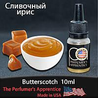 """Ароматизатор TPA (TFA) """"Butterscotch"""" (Сливочный Ирис) 10мл"""