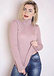 Жіночий светр гольф