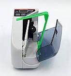 Портативный счётчик банкнот FengJinTech FJ-V30 светло-серый (FGV30), фото 4