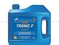 Моторное масло синтетическое Aral (Арал)HighTronic F SAE 5W-30 4л.