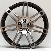 Литые диски WSP Italy Audi (W554) S8 Cosma R17 W7.5 PCD5x112 ET45 DIA57.1 (anthracite polished)