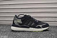 Кроссовки мужские Adidas Nite Jogger Navy качество, фото 1