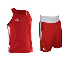 Боксерская форма Adidas BasePunch NEW красная