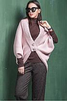 Стильный  женский кардиган с 48 по 52 размер, фото 2