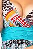 Яркий сарафан с глубоким вырезом (44-50), фото 3