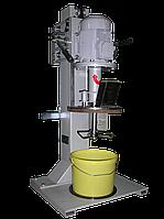 Дисольвер напольный под емкость от 10 до 50 л., фото 1