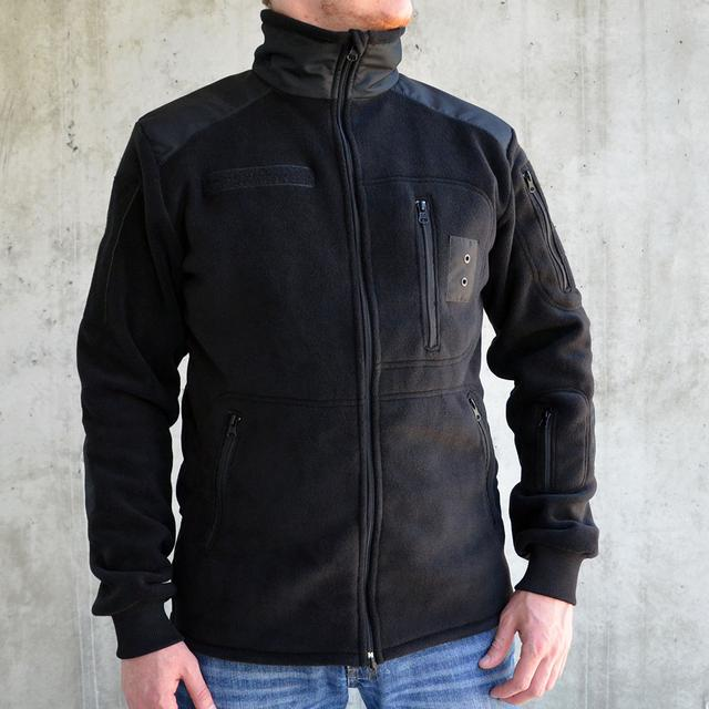 тактична флісова куртка