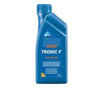 Моторное масло синтетика Aral (Арал) HighTronic F SAE 5W-30 1л.