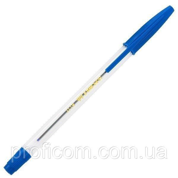 """Ручка кулькова """"BuroMax"""" Корвіна синя BM.8117-01"""
