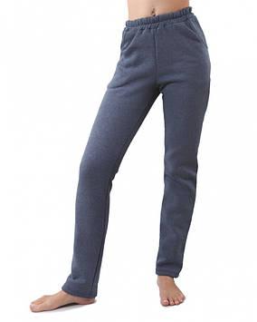 Теплые женские штаны прямые (размеры S-2XL в расцветках)