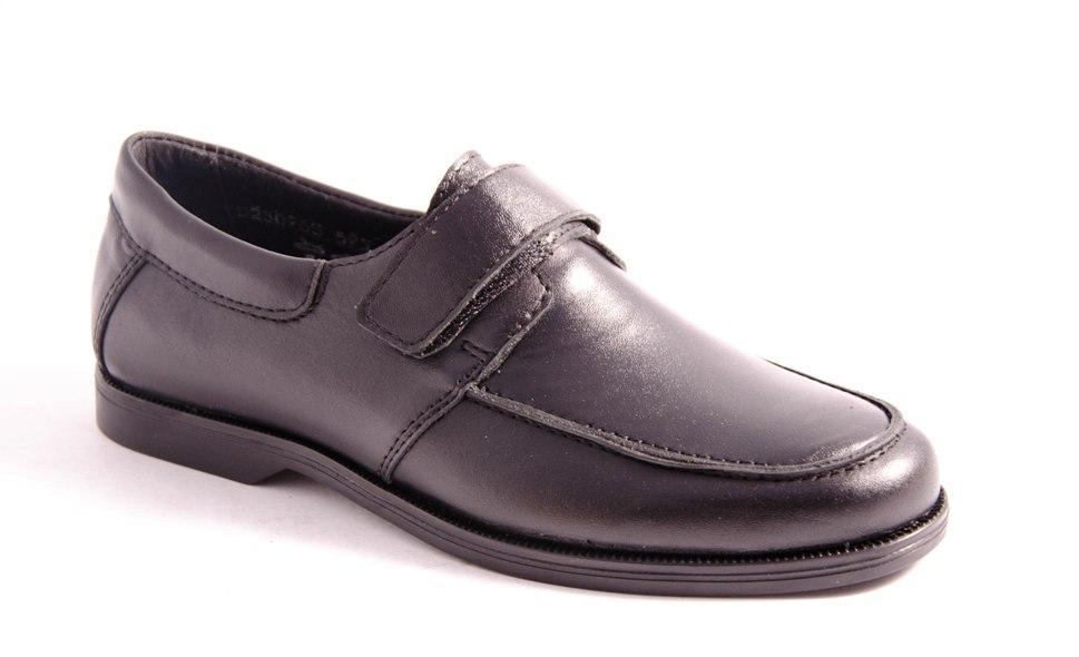 Туфли детские черные Romani 5250905 р.33-36