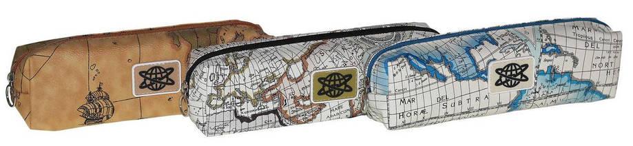 Пенал-кошелек, 20*7*6,5см, PL, цвет ассорти, 19003, SAF, фото 2