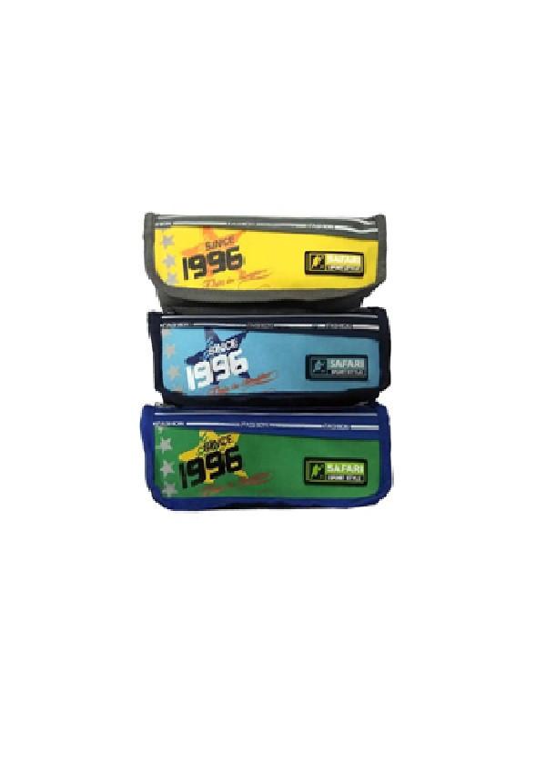 Пенал-кошелек, 20*8*4см, PL,цвет асорти, 18040, SAF