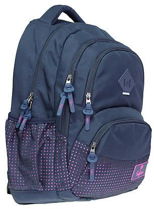Рюкзак, 3 отд., 46*34*22см, поліестер, 19-101L-2, SAF, фото 2