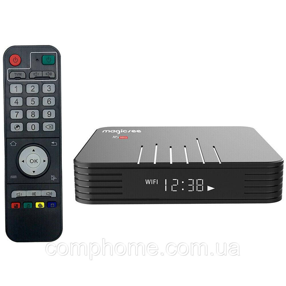 SmartTV приставка Magicsee N5 max