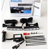 Дневные ходовые огни Philips LED Daytime Lights 4 LED 6000K 4 діода