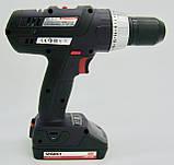 Аккумуляторная ударная дрель-шуруповерт  Sparky BUR2 18 Li HD (2 Ah), фото 4