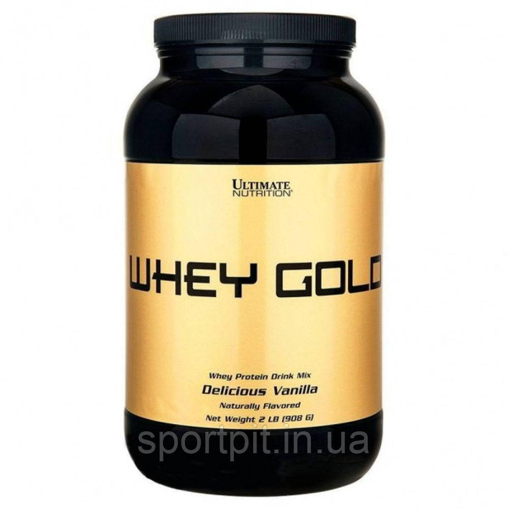 Whey Gold - 2.2 кg - Ultimate Nutrition