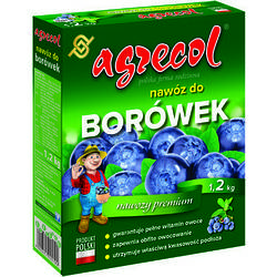 Добриво Agrecol для чорниці 1.2 кг