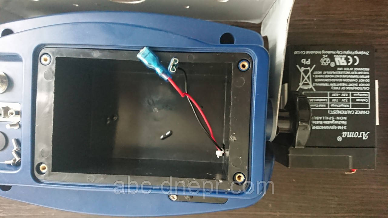 Аккумуляторная батарея для весового индикатора KELI XK3118T1, T16, Т4, Т20