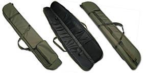 Чехол для ружья без оптики LeRoy Protect (двойная защита) 0,9 м Олива