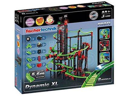 Конструктор Fischertechnik Dynamic XL FT-524327